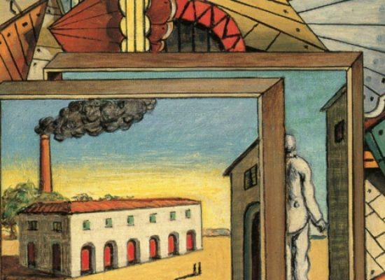 """""""Interno metafisico: per una città che pensa"""", rubrica a cura di Gurashi e Losapio"""