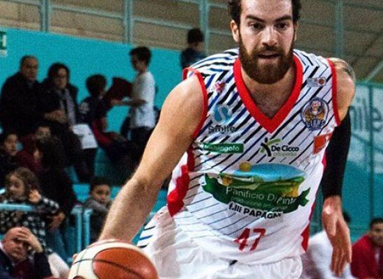 Basket playoff, Di Pinto Panifici in campo a Roma per chiudere la serie contro la Stella Azzurra
