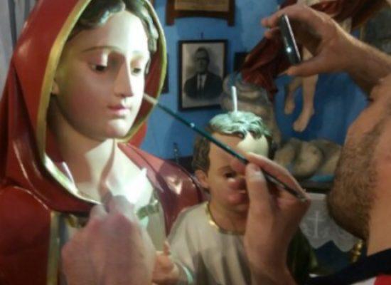Bisceglie dona olio per lampada nell'anniversario dell'incoronazione della Madonna del Pozzo