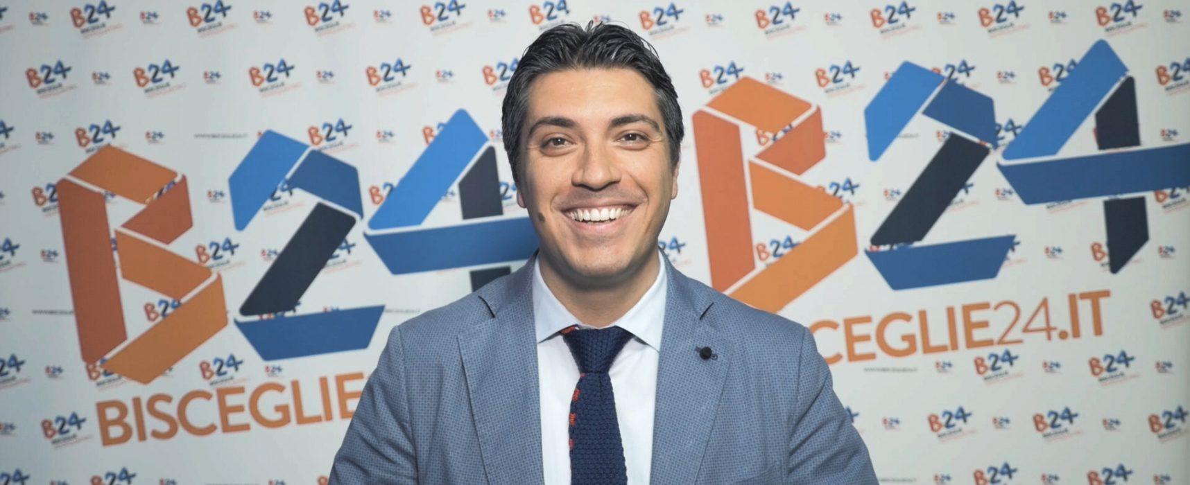 """""""Consiglieri 24"""", la rubrica per conoscere i candidati / Marco Di Leo – VIDEO"""