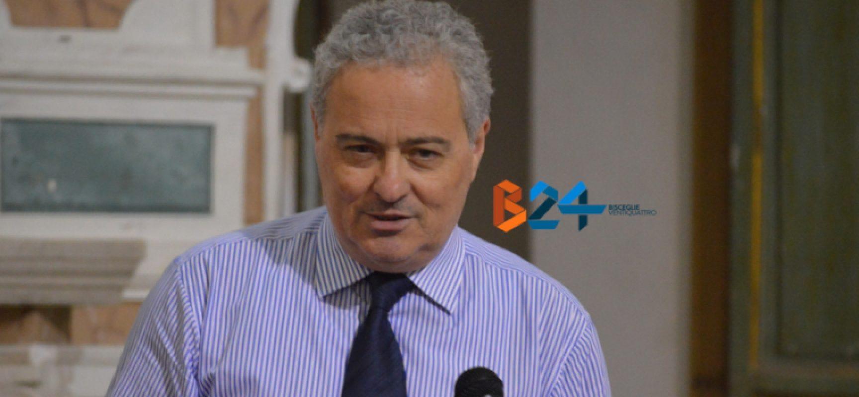 """Amministrative, Napoletano: """"Bisceglie ha bisogno di una persona che sappia fare il sindaco"""""""