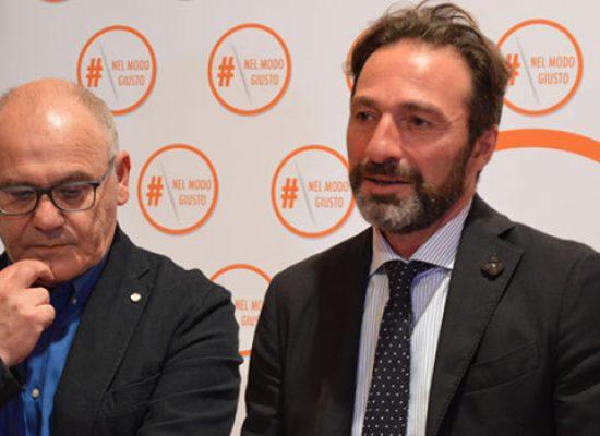 """Alfonso Russo presenta la sua lista, """"Casella ha maturità ed entusiasmo per guidare la città"""""""