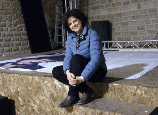 """""""L'ora blu"""", la poetessa Marta Maria Camporeale presenta a Bisceglie il suo libro"""