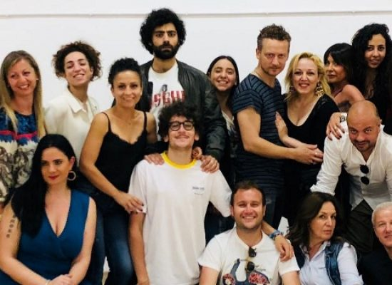 """Fagipamafra di Fabiano Di Lecce porta sul palco del Politeama """"Moulin Rouge return"""""""