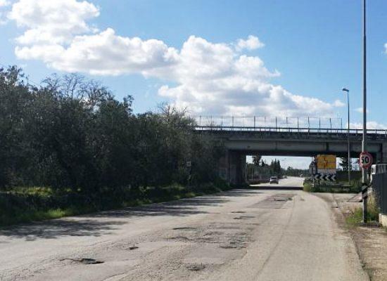 Terminati i lavori, riapre la strada provinciale Bisceglie-Andria