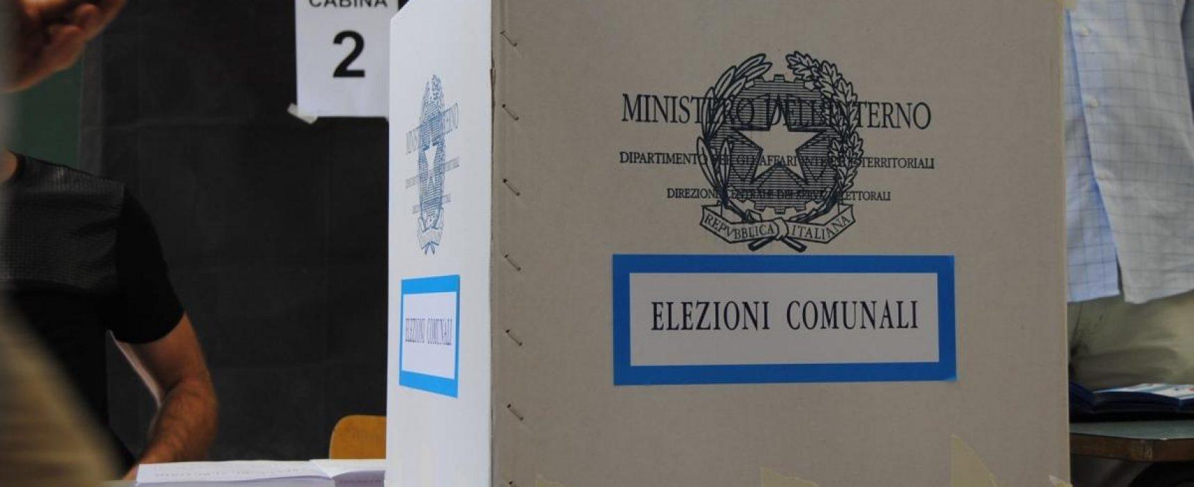 Elezioni amministrative, ecco l'elenco completo dei presidenti di seggio