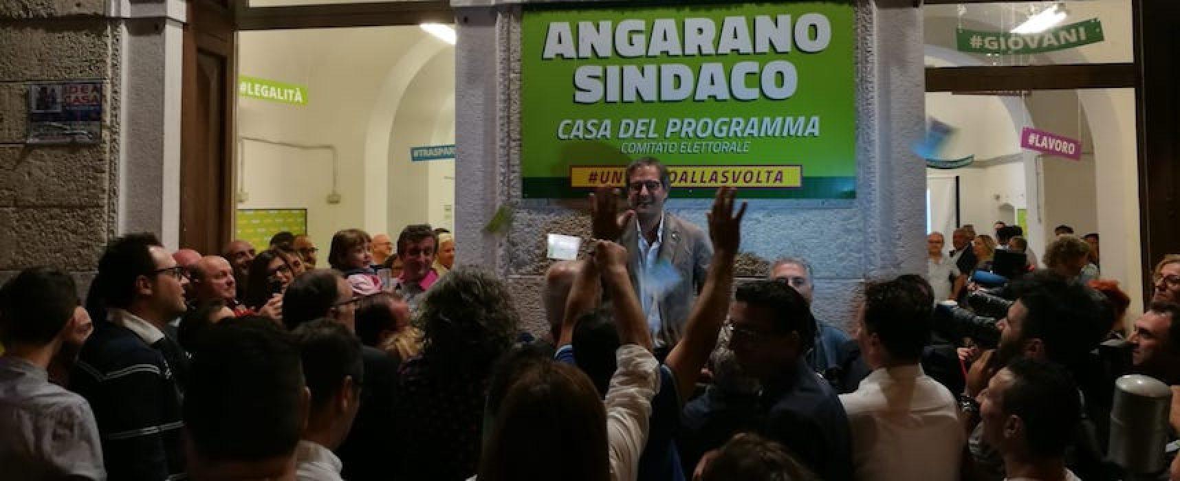 Bisceglie ha un nuovo sindaco: Angelantonio Angarano vince al ballottaggio
