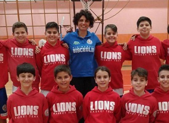 """Gli Aquilotti dei Lions di scena al torneo internazionale """"Minibasket in piazza"""""""