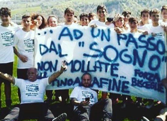"""Bisceglie calcio under 15, mister Piliego: """"Vogliamo andare il più avanti possibile"""""""