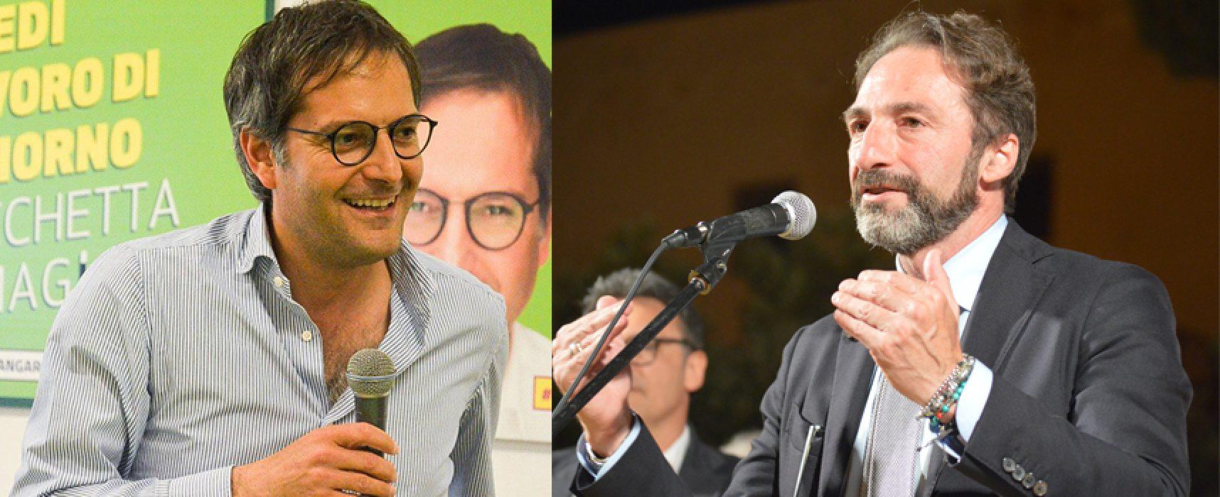 Ultima domenica di campagna elettorale: comizi di Angarano e Casella