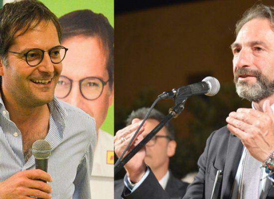Elezioni amministrative: sarà ballottaggio Angarano-Casella