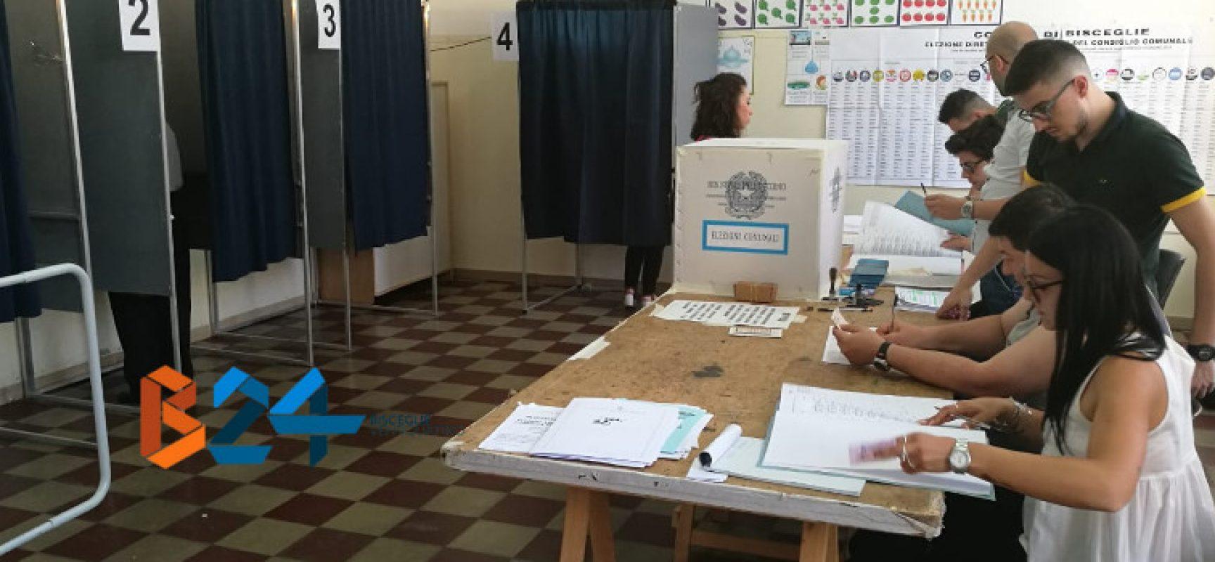 Elezioni comunali 2018, affluenza alle urne ore 23