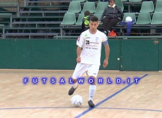 Futsal Bisceglie, è il giovane Pellegrino il primo acquisto