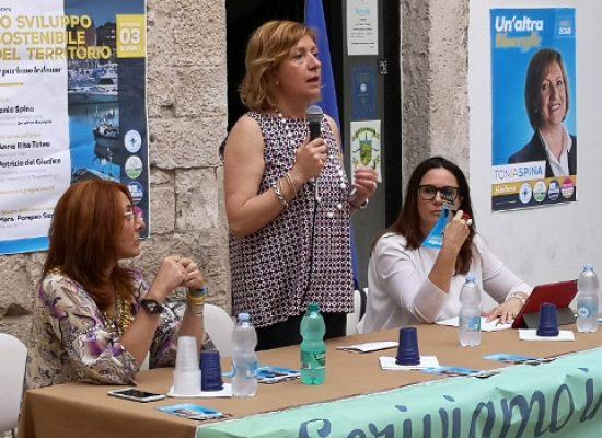 """Sviluppo sostenibile del territorio, Tonia Spina: """"I cittadini devono riappropriarsi di Bisceglie"""""""