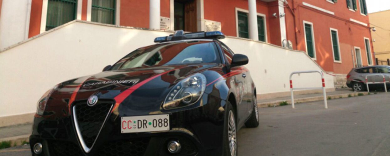 Carabinieri arrestano 28enne pusher biscegliese
