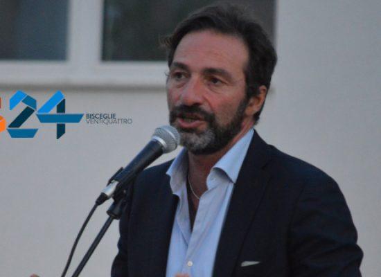 """Comizio di chiusura di Gianni Casella in piazza Castello: """"Diamo vita a un nuovo inizio"""""""