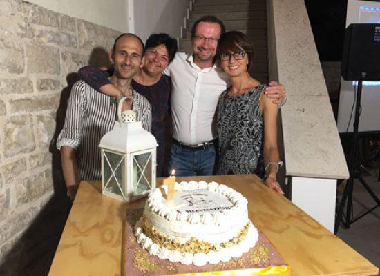 Il bookstore Mondadori nelle Vecchie segherie Mastrototaro compie un anno