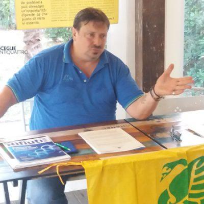 """Legambiente, Di Gregorio: """"Dati mare Bisceglie davvero confortanti"""""""