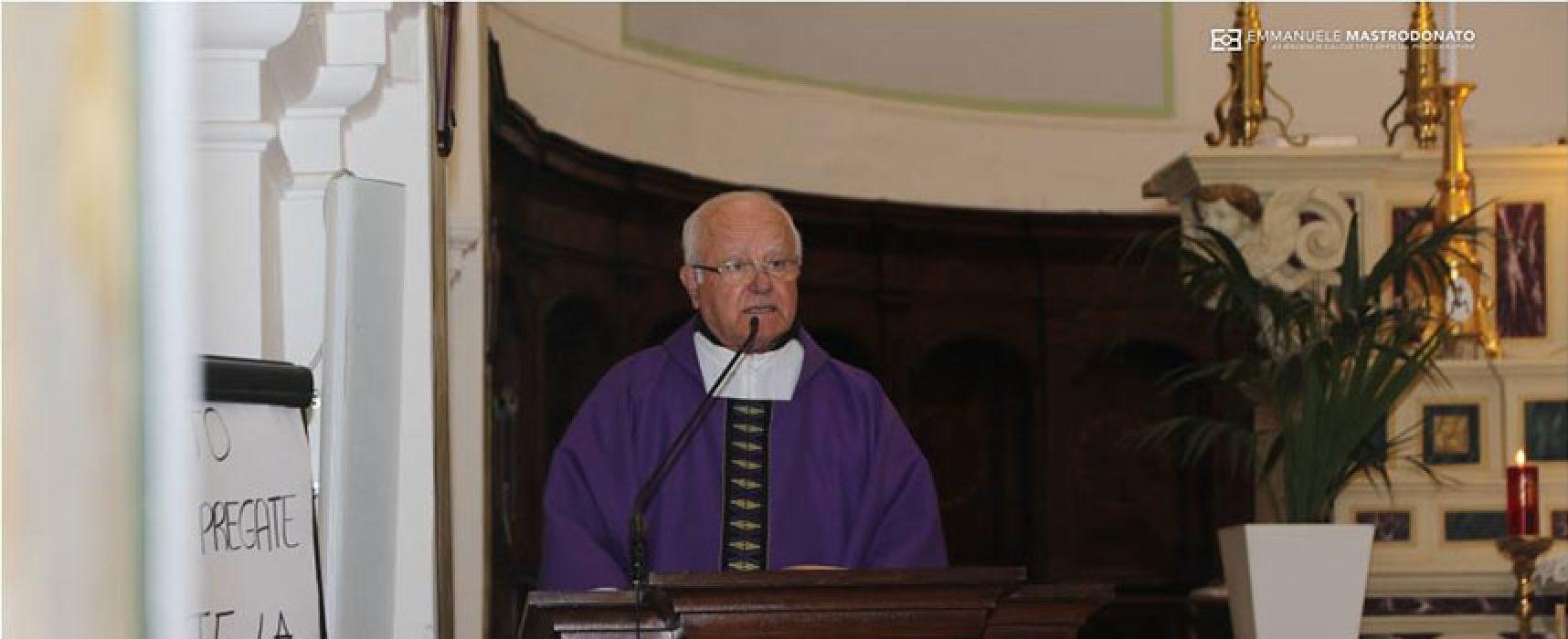 Don Giovanni Di Benedetto festeggia cinquant'anni di vita sacerdotale