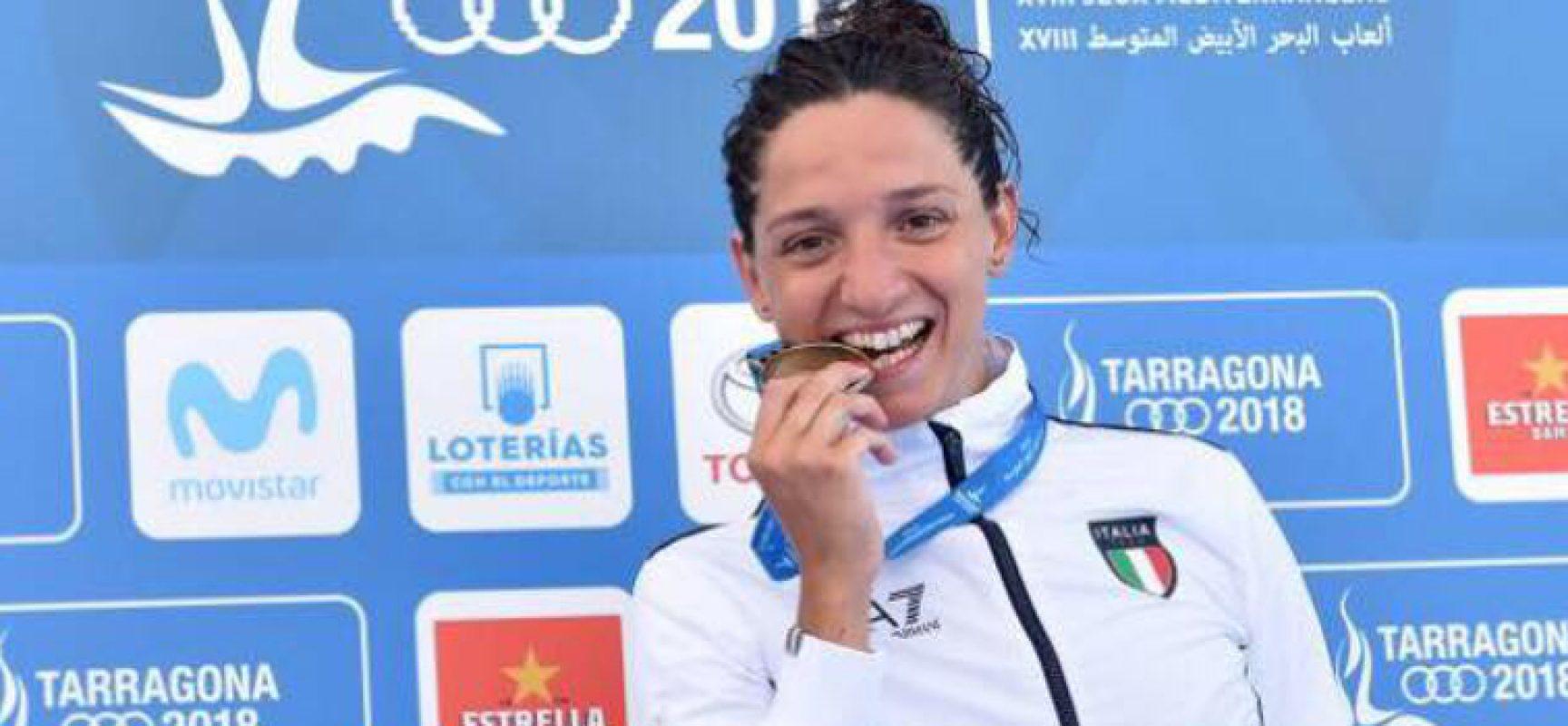 Assoluti nuoto, Elena Di Liddo bronzo nei 50 farfalla e punta le Olimpiadi di Tokyo