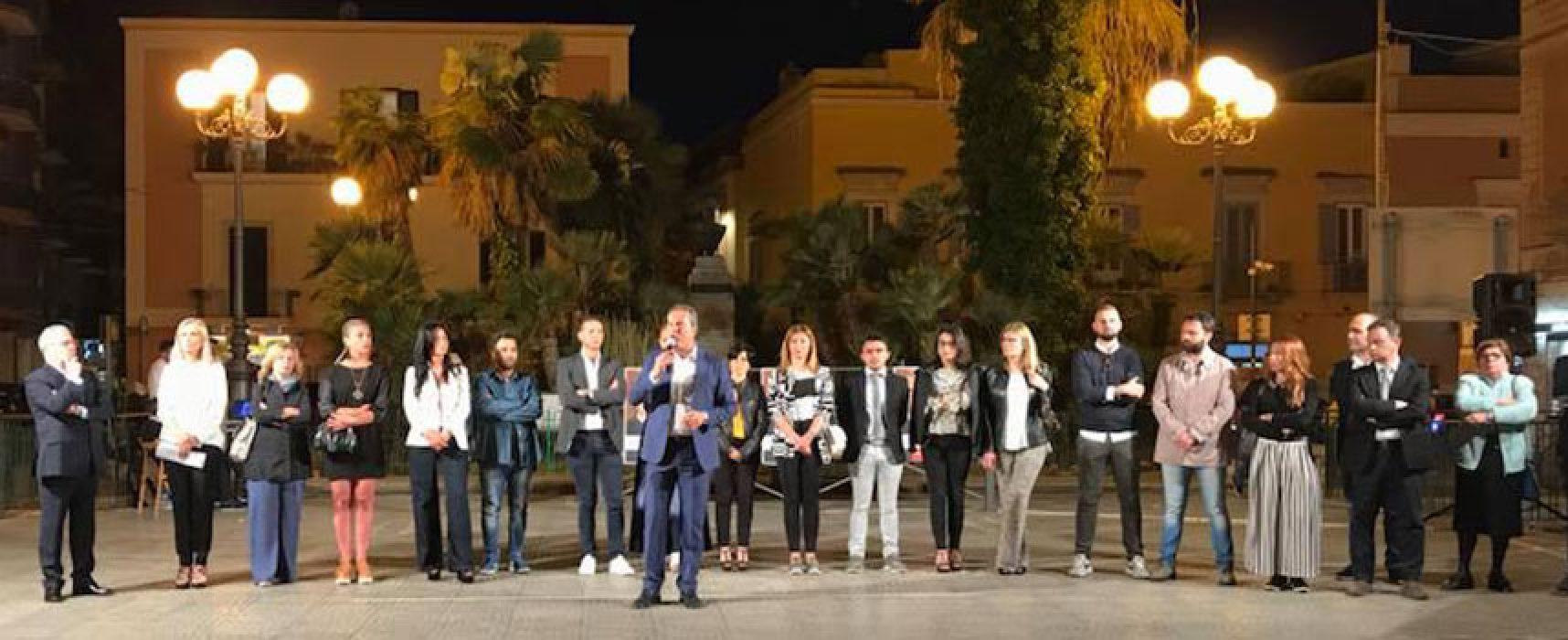 """Francesco Spina, """"Boccia al ballottaggio contro Napoletano? Lo convincerò del contrario"""". Stasera comizio"""