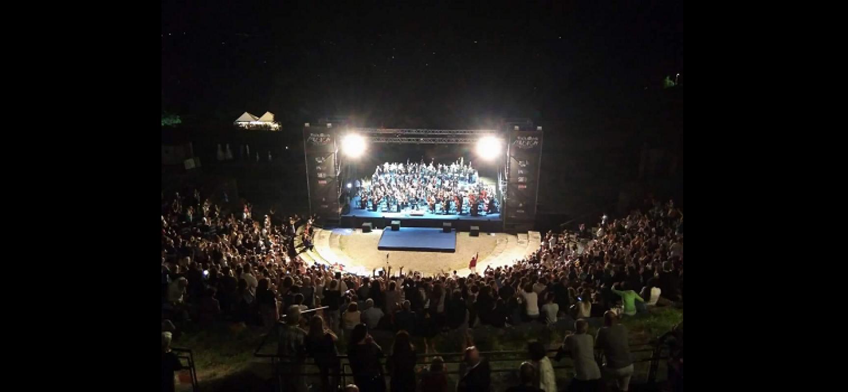"""""""Premio Abbiati per la musica"""", l'orchestra della Monterisi trionfa a Fiesole"""