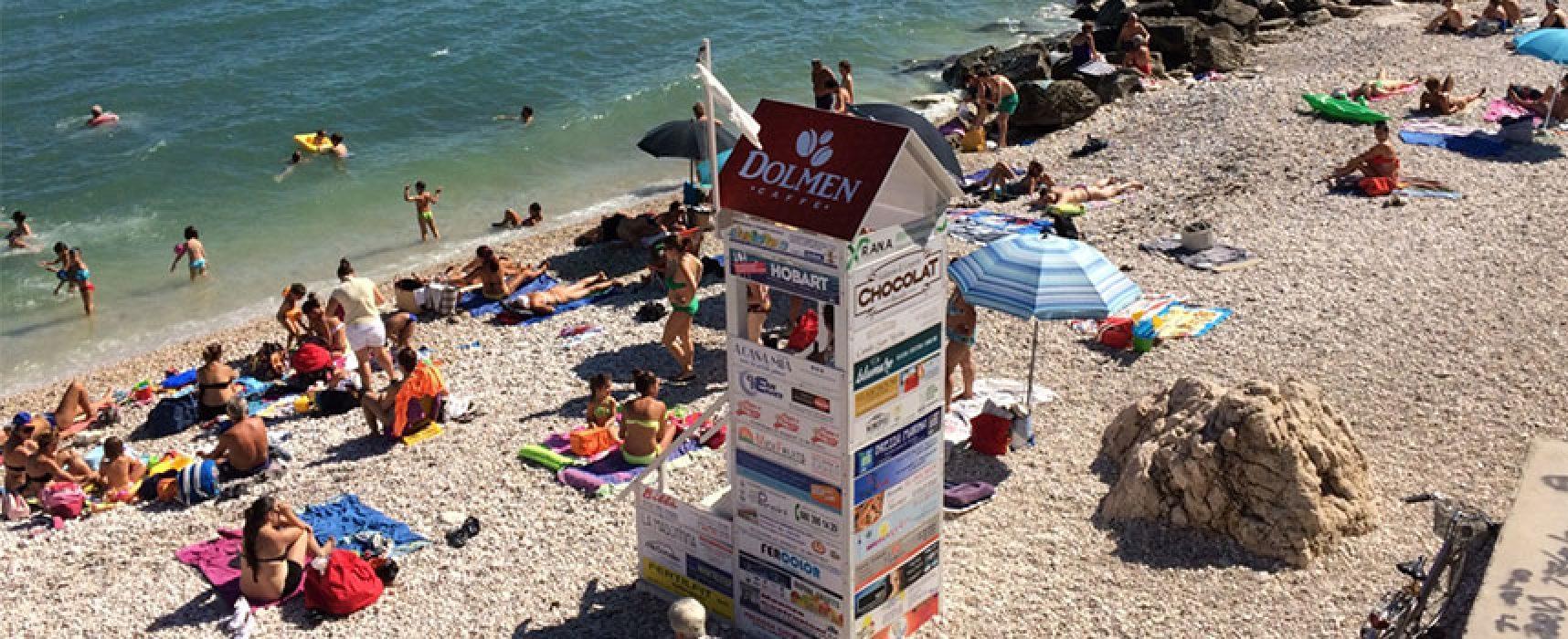 I bagnini della Baywatch tornano sulle spiagge libere di Bisceglie