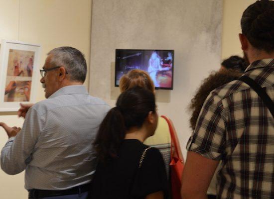"""Le """"Stanze Animate"""" di Avvistamenti si aprono al pubblico: percorso fra analogico e digitale"""