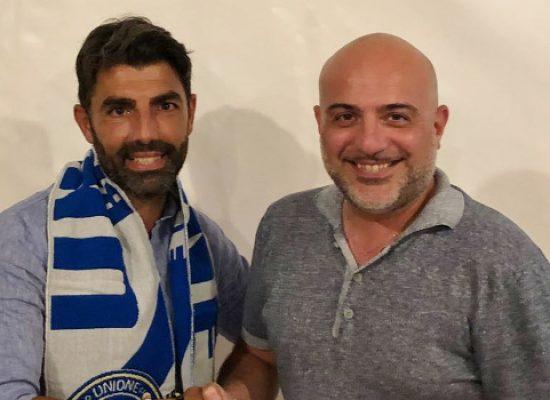 Unione Calcio, Paolo De Francesco è il nuovo tecnico azzurro