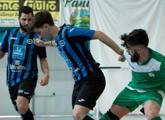 Futsal Bisceglie, è Ubaldo Iessi il terzo acquisto