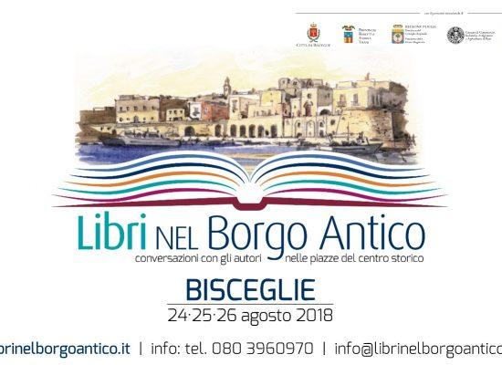 Libri nel Borgo Antico, limitazione circolazione e divieto di vendita vetro nel centro storico