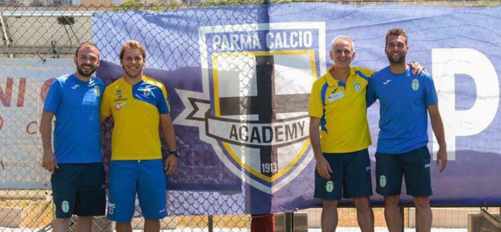 """Don Uva, da domani a Bisceglie il primo """"Parma Soccer Camp"""""""