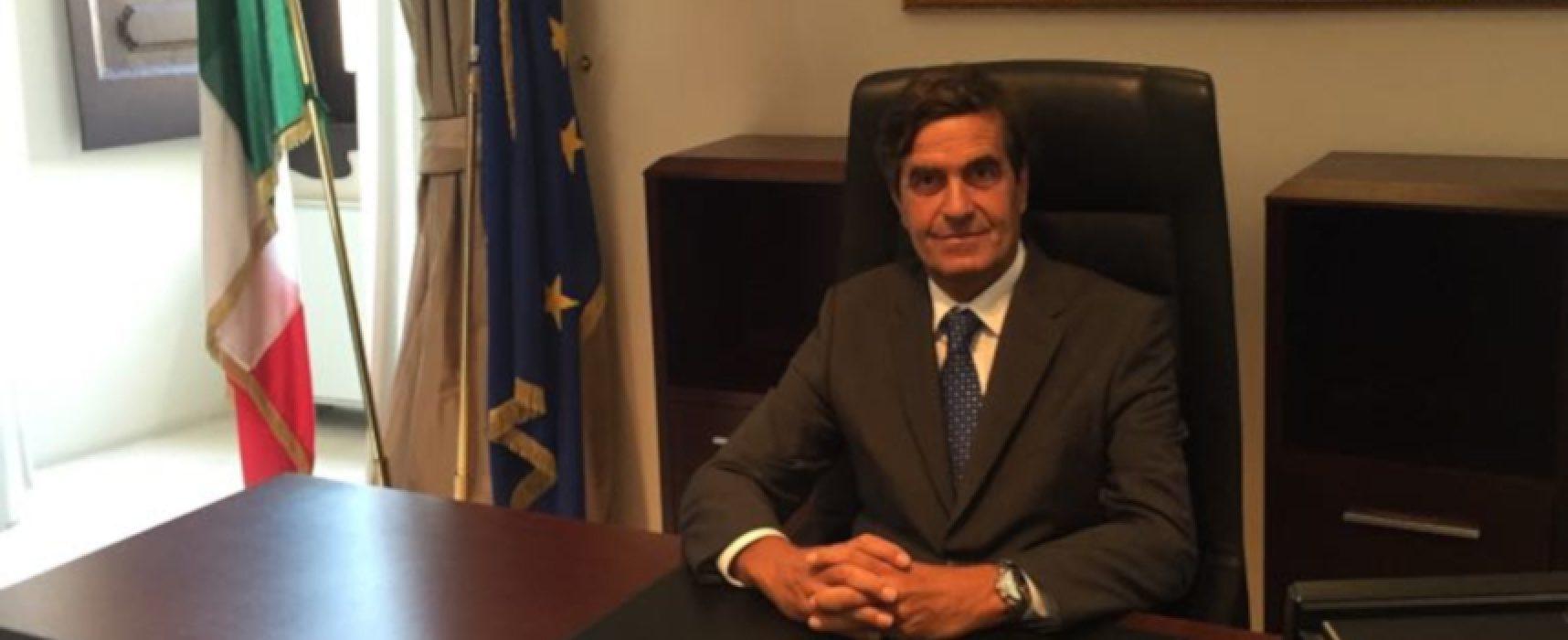 """Insediamento Prefetto Sensi: """"Assicureremo presenza dello Stato in questa provincia operosa"""""""