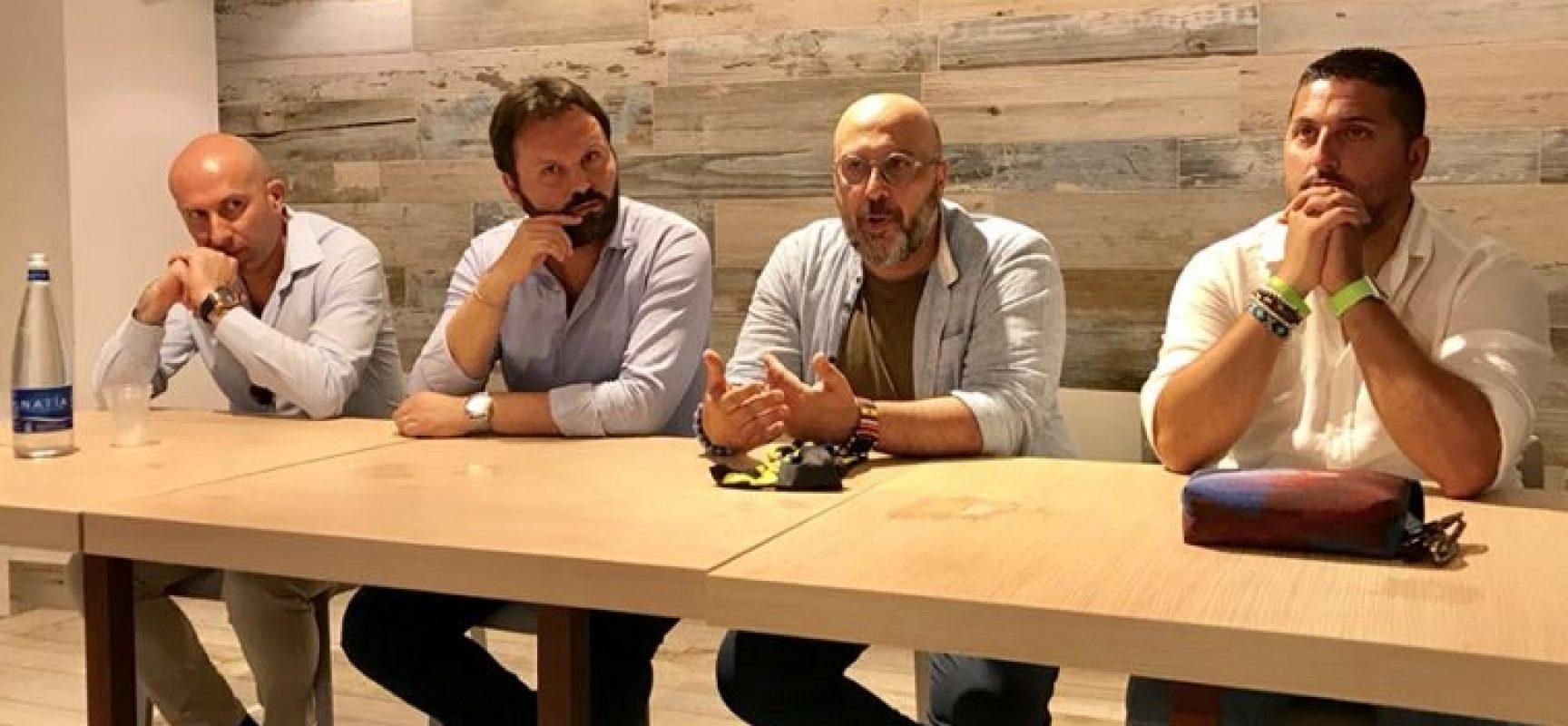 """Il Futsal Bisceglie presenta mister Capursi: """"Onoreremo la maglia nerazzurra come merita"""""""
