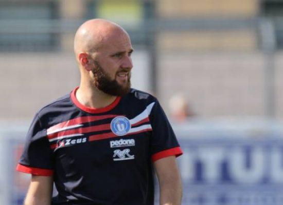 Unione Calcio, termina il rapporto con il tecnico Luca Rumma