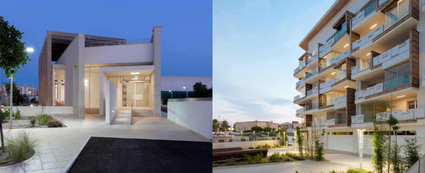 """Due opere biscegliesi scelte tra le più rappresentative per """"Architetture di Puglia #Exhibition"""""""