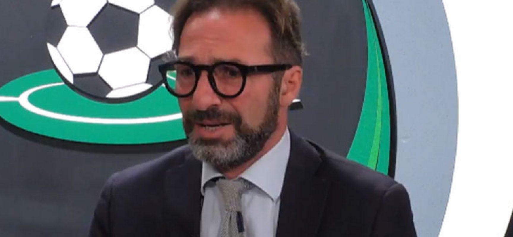 """Bisceglie Calcio, Casella: """"Canonico disposto a cedere titolo a patto che si coprano i costi"""""""