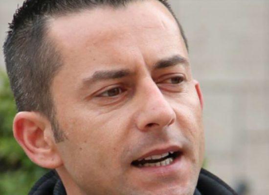 Davide Galantino (M5s) fa fronte comune con il sindaco Angarano sul tema sicurezza