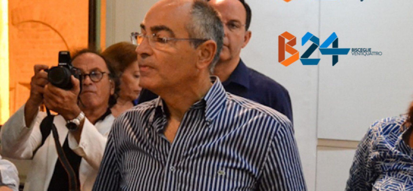 Giacinto La Notte presenta il diario dedicato al Vescovo Pompeo Sarnelli
