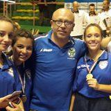 Laura Dell'Olio conquista il bronzo ai Campionati Italiani a squadre di karate