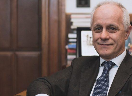 Il direttore del Corriere Luciano Fontana ospite delle Vecchie Segherie Mastrototaro