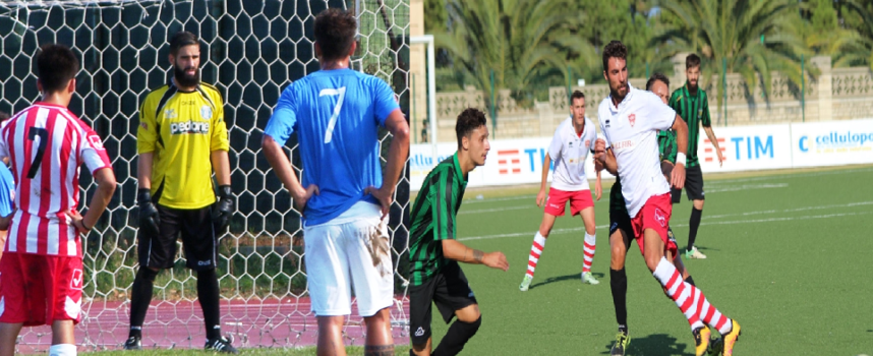 Unione Calcio, Albrizio e Lullo sono i primi due nuovi innesti