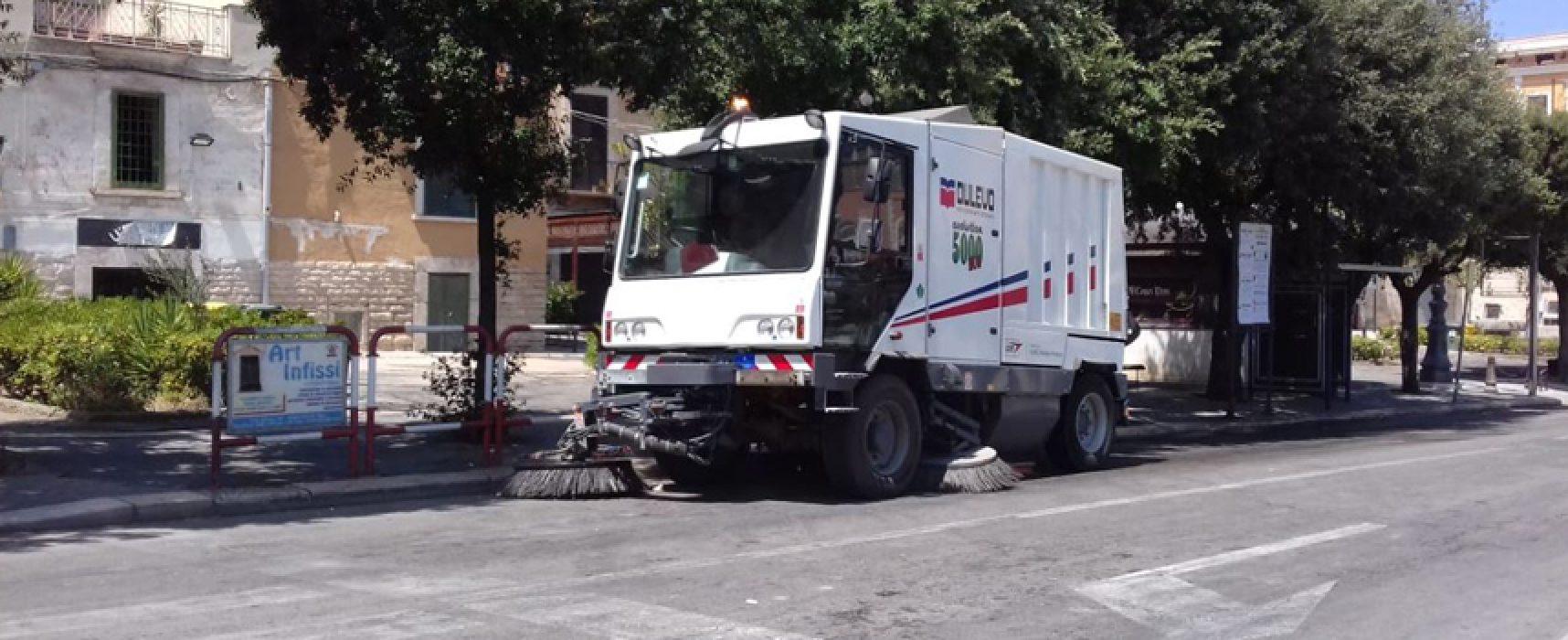 Le strade interessate dalla pulizia straordinaria di oggi 9 gennaio / DETTAGLI