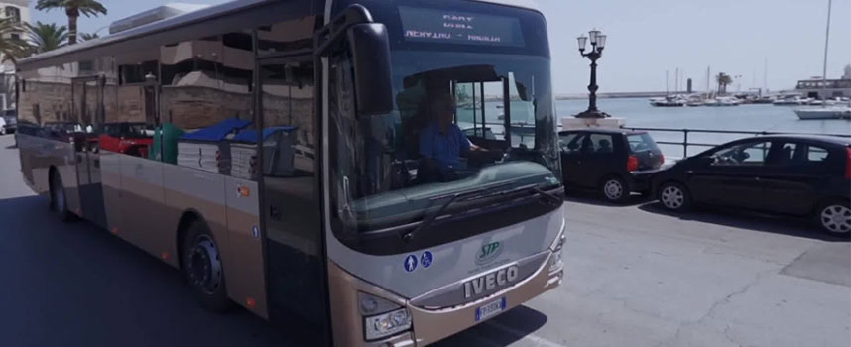 Giro d'Italia, previste variazioni per il percorso autobus Stp