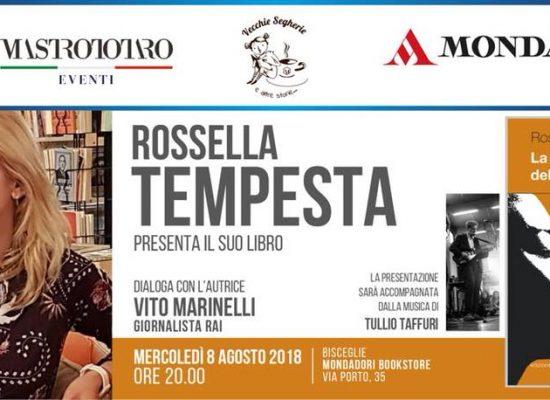 """""""La pigrizia del cuore"""", il libro di Rossella Tempesta al Bookstore Mondadori"""