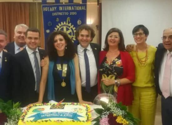 """""""Club dovrà spronare la comunità locale"""", intervista a Nadia di Liddo, neo presidente Rotary"""