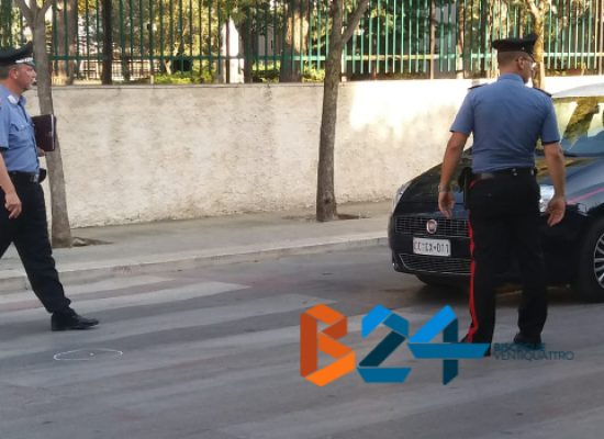 Agguato a Bisceglie: colpo d'arma da fuoco vicino la chiesa di San Pietro