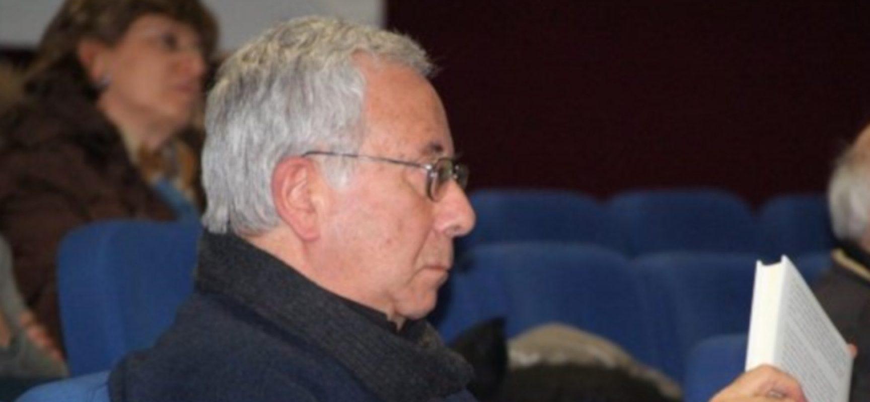 """Premio """"L'Iguana"""", il poeta biscegliese Zaccaria Gallo premiato a Prata Sannita"""