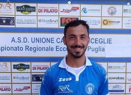 Unione Calcio, rinforzo a centrocampo: torna Antonio Caprioli