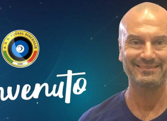 Futsal Bisceglie, Giuseppe Di Pierro entra nello staff tecnico di mister Capursi